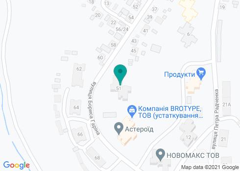 Стоматологический центр «Обрий» - на карте