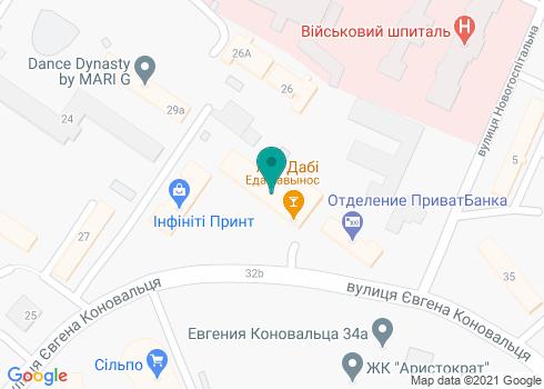 Стоматология доктора Жачко Сергея Васильевича - на карте
