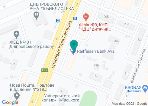 Стоматология доктора Сушко - на карте