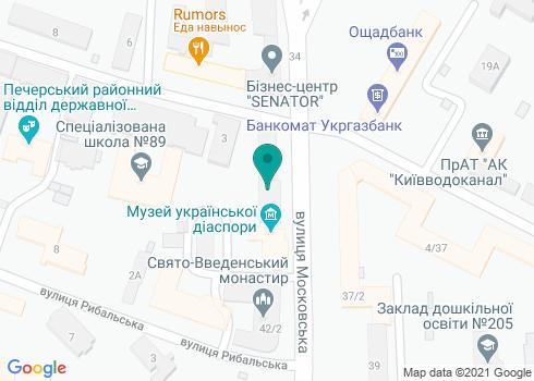 Центр Здоровья, Стоматологическое отделение - на карте