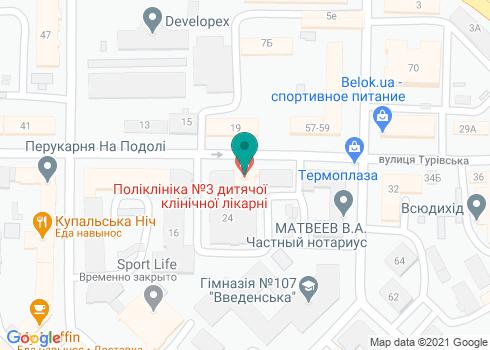 Центр челюстно-лицевой диагностики «3D центр» - на карте