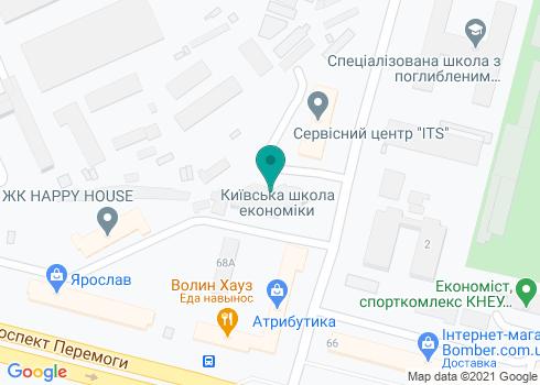 Центр эстетической стоматологии «Fashion Smile» - на карте