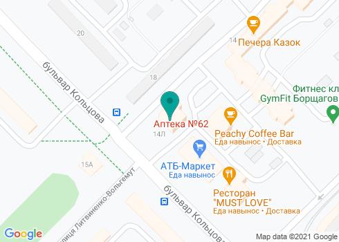 Стоматологическая клиника «GoodDent» - на карте