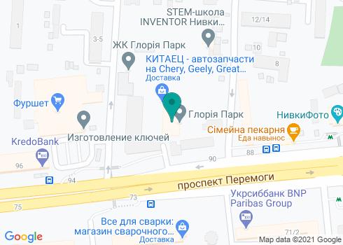 Стоматологическая клиника «Скайклиник» - на карте