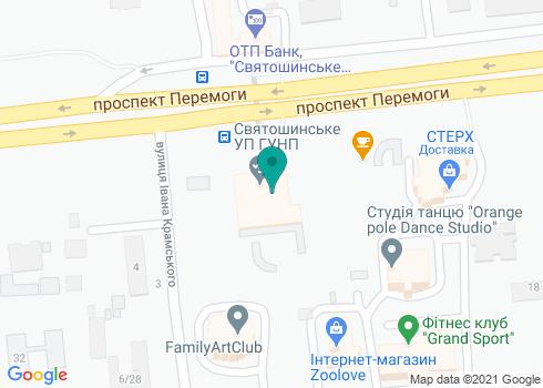 Стоматологическая клиника «DRT Clinic» - на карте