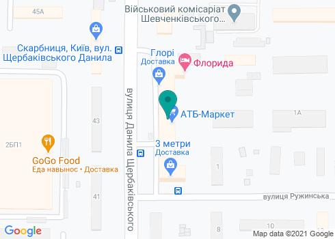 Cтоматологическая клиника «Дарлин» - на карте