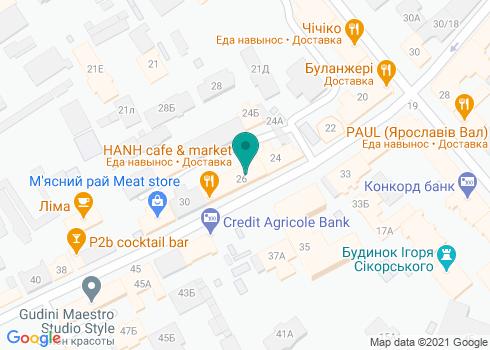 Детская стоматологическая клиника «MultiDent» - на карте