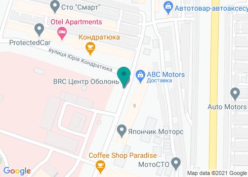 Стоматологическая клиника «Стоматология Ноженко» - на карте