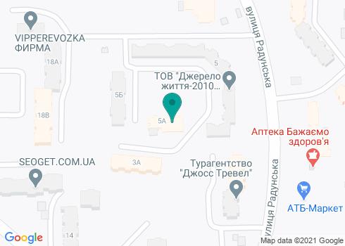 Стоматологическая клиника «Диамант-М» - на карте
