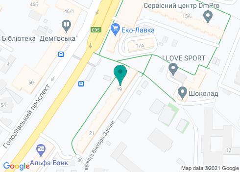 Стоматологическая клиника «Стоматология на Демеевской» - на карте