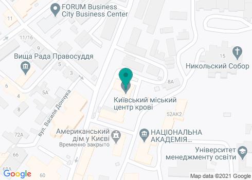 Студия улыбок Ирины Березовской - на карте