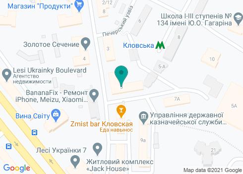 Стоматологическая клиника «Твоя стоматология» - на карте