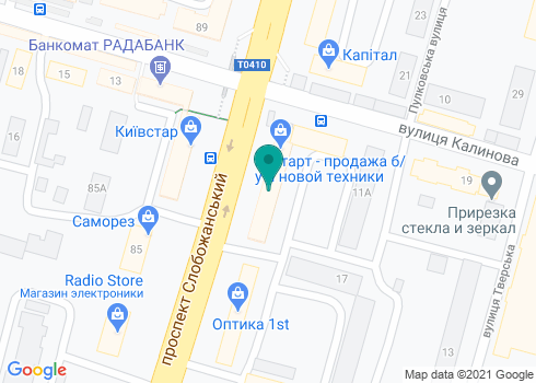 Бьюти-Дент, стоматология - на карте