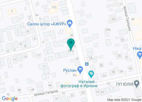 Aesculap, медицинский центр - на карте