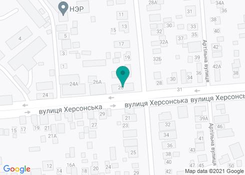 Стоматология Голубкова Э.Н. - на карте