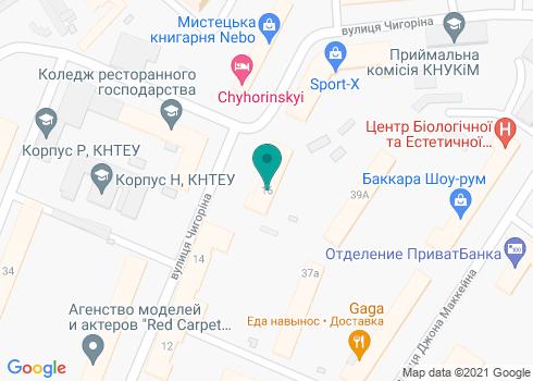 Клиника Dental & Beauty Resort - на карте