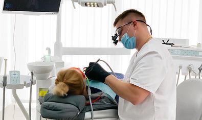 Breslavets Сlinic, стоматология