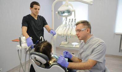 Стоматологическая клиника «Прайм», Отделение № 1