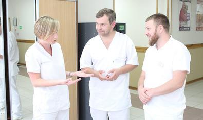 Клиника «Оксфорд Медикал - Киев», Стоматологическое отделение