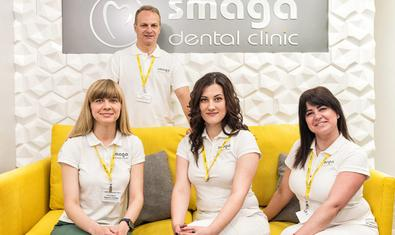 Стоматологическая клиника «SMAGA dental clinic»