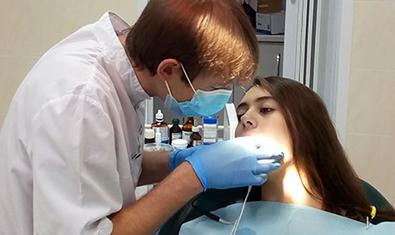 Клиника «Целитель», Стоматологическое отделение