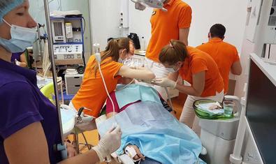 Медицинский центр «Междисциплинарный дентальный центр им. Ю.В. Опанасюка»