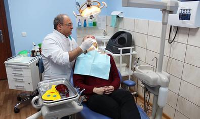 Медицинский центр «Синерго Мед», Стоматологическое отделение
