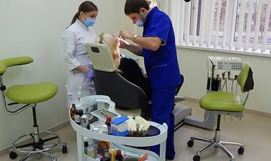 Стоматологическая клиника «Ангелия»