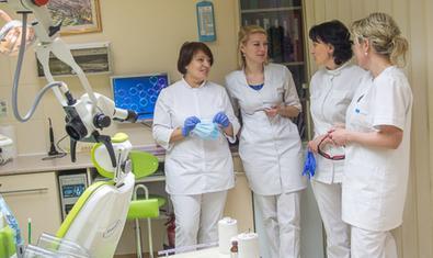 Стоматологическая клиника «Dent Family»