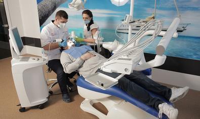 Стоматологическая клиника «Диамант»