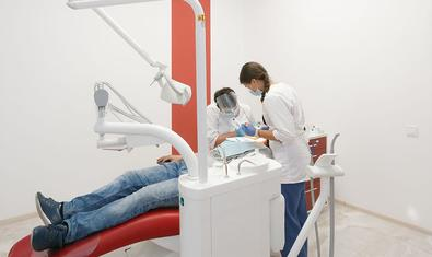 Стоматологическая клиника «Люкс Медикал»
