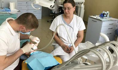 Стоматологическая клиника «Одонтомед»