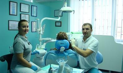 Стоматологическая клиника «Октава Центр»