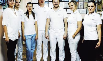 Стоматологическая клиника «Оптима»