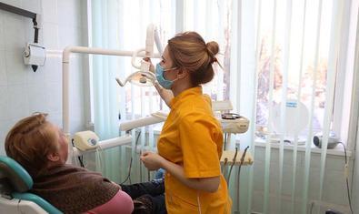 Стоматология на Севастопольской