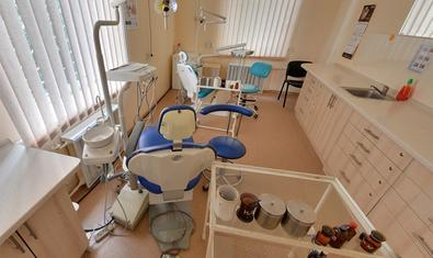 Стоматологическая поликлиника Днепровского района г. Киева
