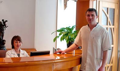 Клиника «Гармония», Стоматологическое отделение