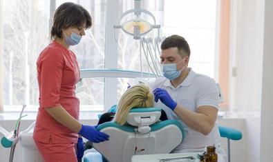 Стоматология в медицинской клинике «Парнас Центр»