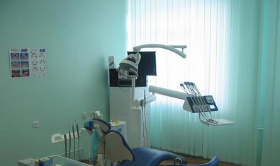 Стоматологическая клиника «Альянс-Дент» (санаторий Жовтень)