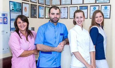 Стоматологическая клиника «Здорові Зуби»