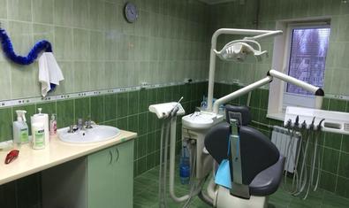 Медицинский центр «Санте», Стоматологическое отделение