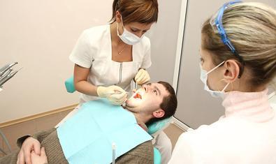 Стоматологическая клиника водно-оздоровительного комплекса «Термы»