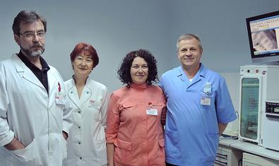 Медицинский центр «Клиника XXI век», Стоматологическое отделение