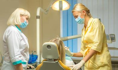 Стоматологический центр «Укрселт»