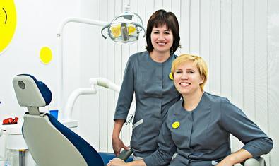 Стоматологическая клиника «Сан Смайл»