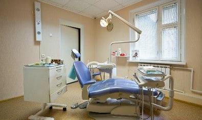 Медико-косметологический центр «Шарм», Стоматологическое отделение