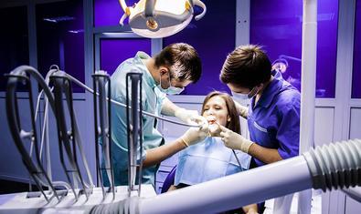 Оздоровительный центр «Модест», стоматологическое отделение