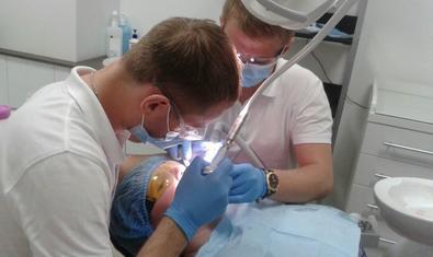 Стоматологический кабинет «Van-Dent»