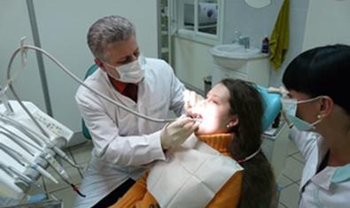 Стоматологическая клиника «Святодент»
