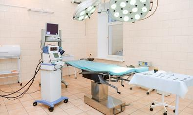 Медицинский центр Олега Колибабы, отделение челюстно-лицевой хирургии
